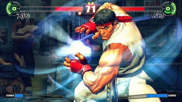 'Super Smash Bros.' With Ryu and Roy