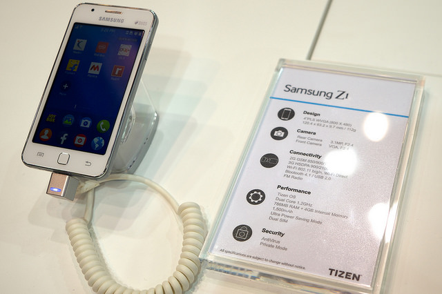 Tizen Phones May Be Launched This Year