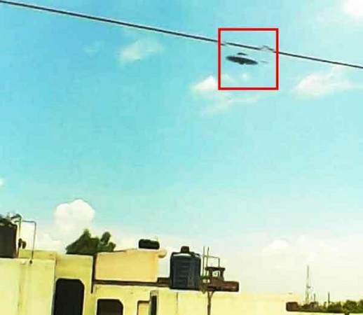 UFO Sighting Reported in North India, Shocking Images Show Evidence