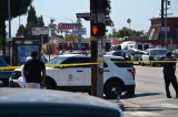 Unidentified Man Shot and Killed by California Police