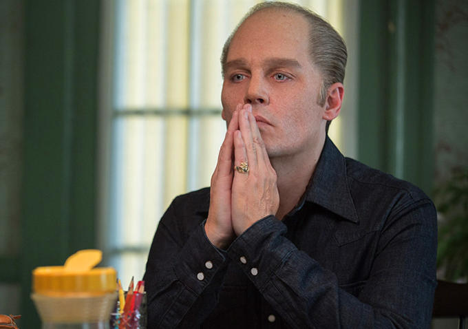 'Black Mass' Movie Will Get New Title Before Release, Johnny Depp Still Set Up for Success [Video]