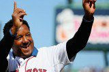 Boston Red Sox Retire the Great Martinez No. 45