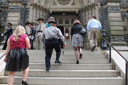 Churches Increase Security After Charleston Shooting