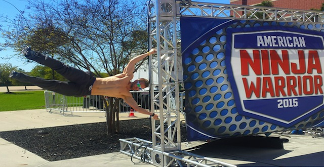 American Ninja Warrior Nathan Burkhalter [Interview]