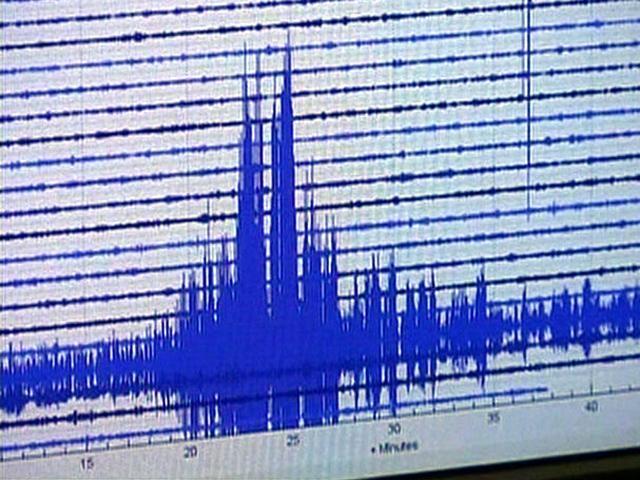Earthquakes Continue Off West Coast