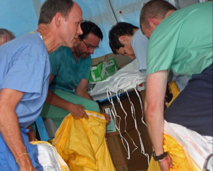 Study Looks at Ebola Survivors Long-Term Health Implications