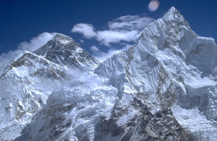 Everest Glaciers Will Disappear by 2100 Due to Global Warming