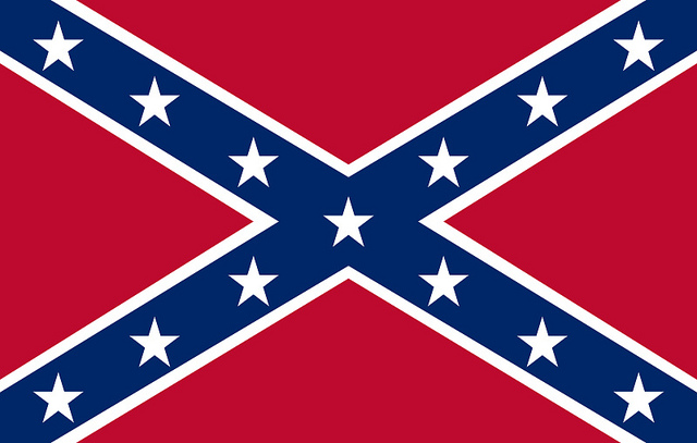 Confederate Flag Is a Visible Declaration of Segregation