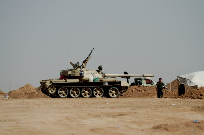 Islamic State Militants Capture Town of Tal Abyad