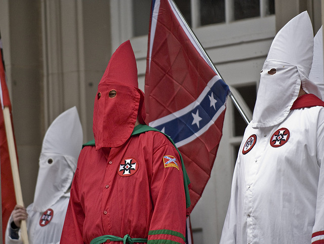 KKK Launches Massive Membership Drive After Charleston Massacre