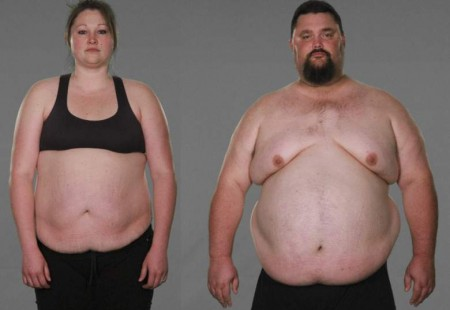 'Extreme Weight Loss: Love Can't Weight' for Shane and Marissa