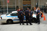 Officer Stabbed in Neck, Shoots and Kills Suspect in New York City