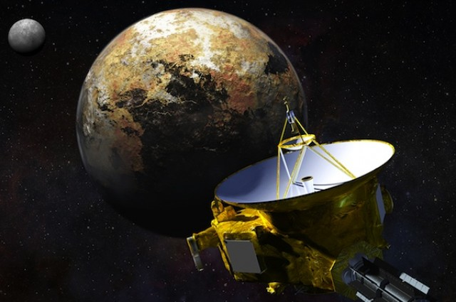 NASA Makes New Discoveries About Pluto as New Horizons Gets Closer [Video]