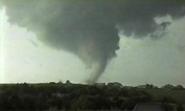 Oklahoma Tornadoes May Hit Again