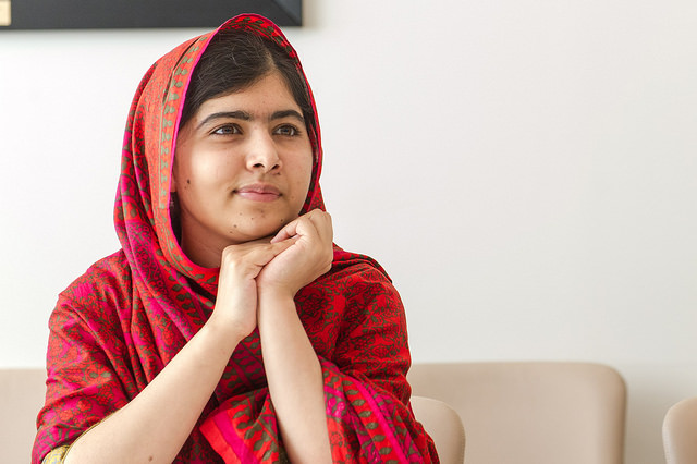 Malala Yousafzai Is Not a Scapegoat