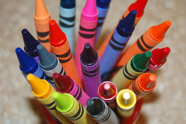 Are Asbestos Laced Crayons Harming Children?