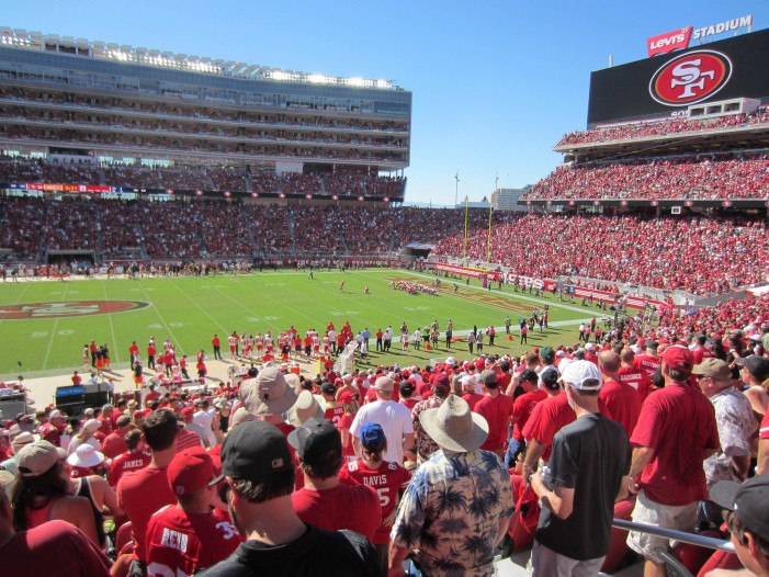 California Man Sentenced for Brutal Restroom Attack at 49er's Stadium