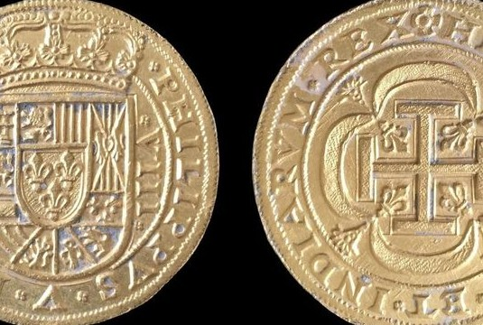 Florida Family Discovered $1 Million in Sunken Spanish Treasure