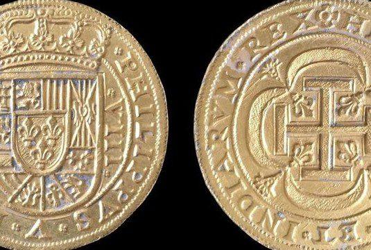 Florida Family Discovered $1 Million in Sunken Spanish Treasure