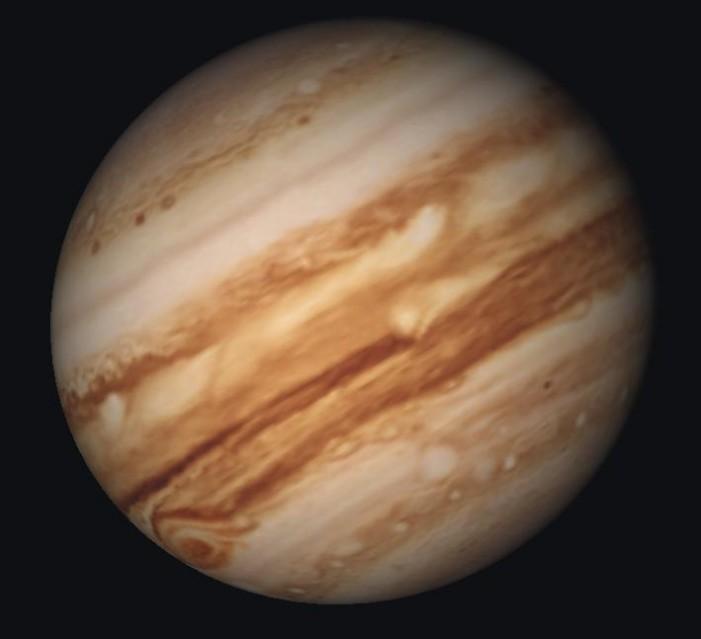 Convergence of Venus and Jupiter on June 30