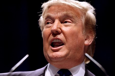Donald Trump Opened His Mouth and Words Just Poured Out