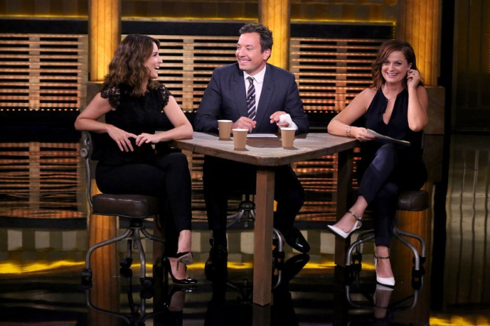 Tonight Show: Tina Fey & Amy Poehler Play 'True Confessions' [Video]