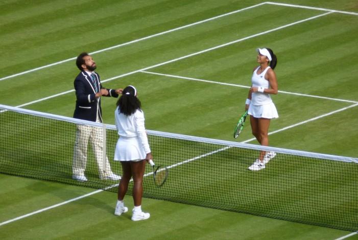 """Serena """"Slam"""" Williams Wins Major No. 21 at Wimbledon 2015"""