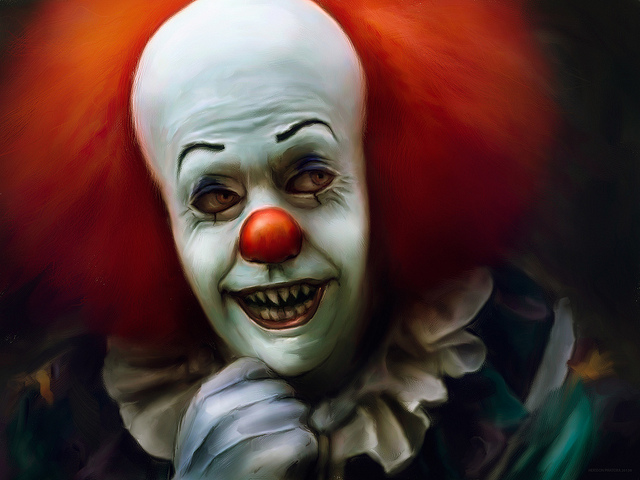 Stephen King Finally Gets 'IT' Director