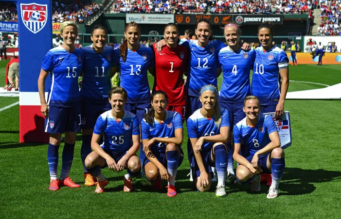 Team USA Emerges as Champion at 2015 FIFA Women's World Cup After 16 Years