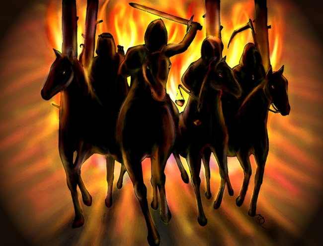 Four Horsemen of the Investor's Apocalypse
