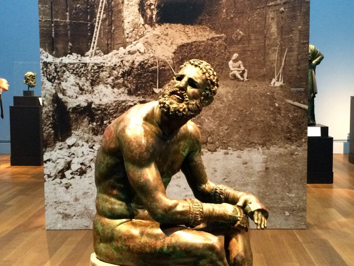 Exhibit of Rare Hellenistic Bronze Sculptures at Getty