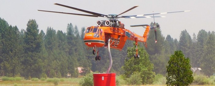 Emergency Declaration for Idaho Wildfire That Has Torched 2,000 Acres