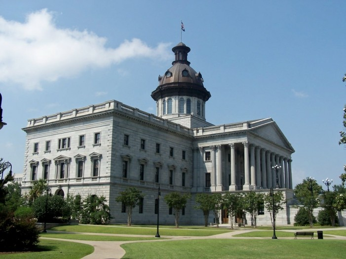 SC Gov. Nikki Haley Signs Bill Removing Confederate Flag From State Grounds