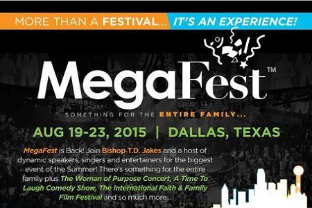 Comedian Sheryl Underwood Joins 'MegaFest' 2015 Comedy Show