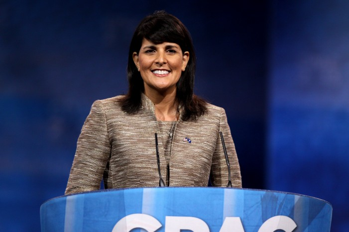 'True Story of South Carolina' Says Governor Haley on Confederate Flag Coming Down