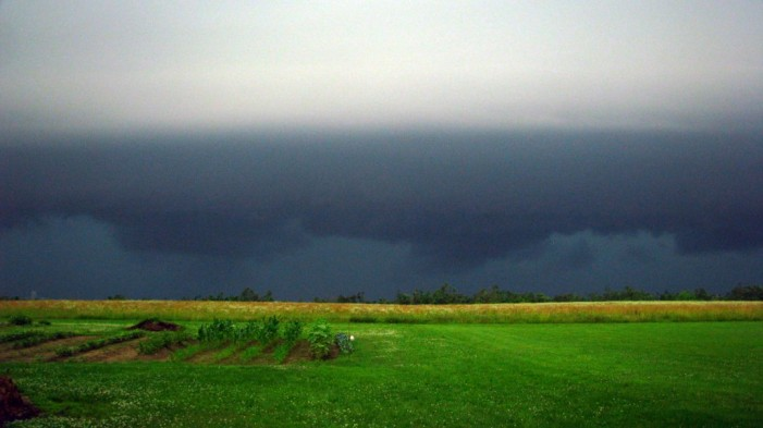 Tornado Warning Issued in Indiana, Possible Touchdown [Update]