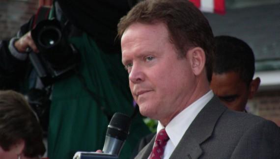 Former Virginia Senator Jim Webb Announces 2016 Presidential Bid