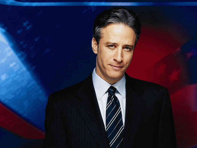 Jon Stewart Takes on Debates