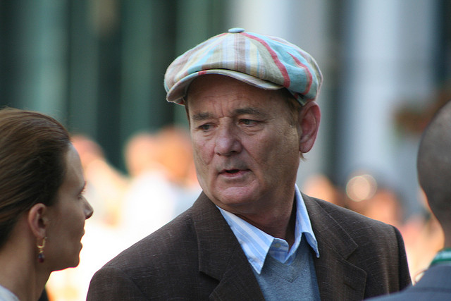 Bill Murray Is Going to Be Demoted