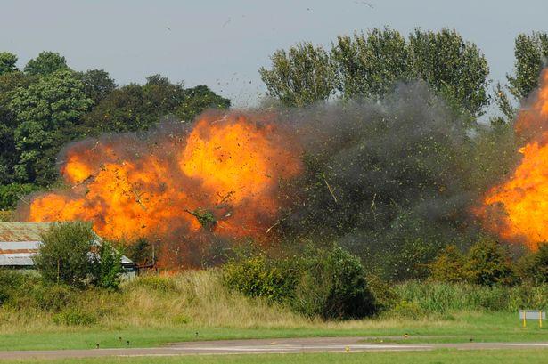 7 Reported Dead Following Shoreham Airshow Plane Crash