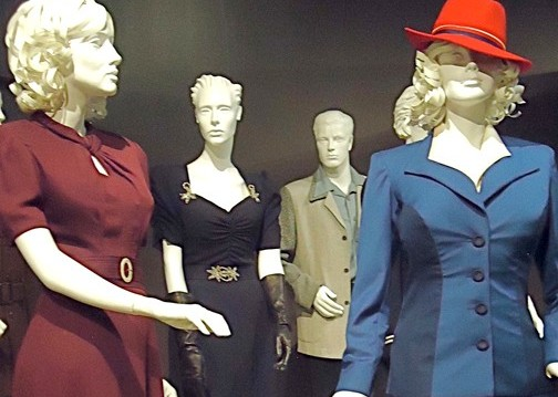 Wardrobes From 24 Shows at FIDM Annual Television Costume Design Exhibit