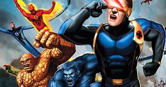 Bryan Singer Plans X-Men/ Fantastic Four Crossover