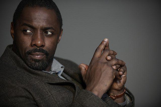 Idris Elba Is 'Maxim'ally Rolling