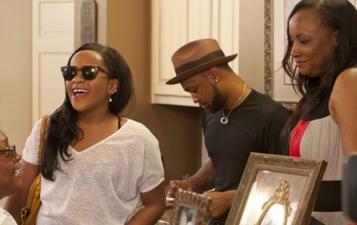 Bobby Brown Seen Laughing, 'Partying' Days After Bobbi Kristina's Funeral?