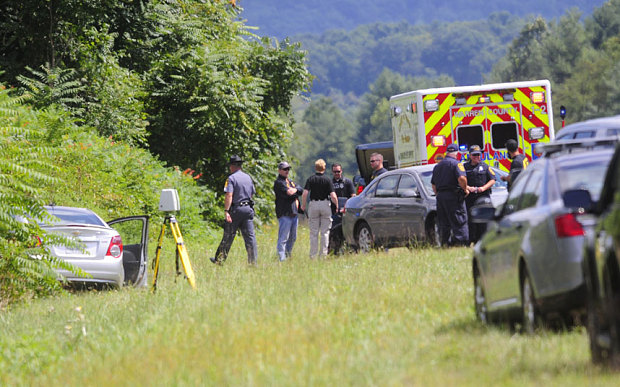 Suspect Shot in Virginia Killing of Two Journalists