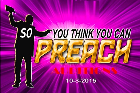 'So You Think You Can Preach' Reality Show Is Taking Applications