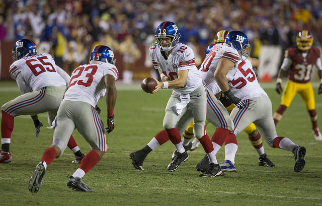 New York Giants Finally Get a Victory