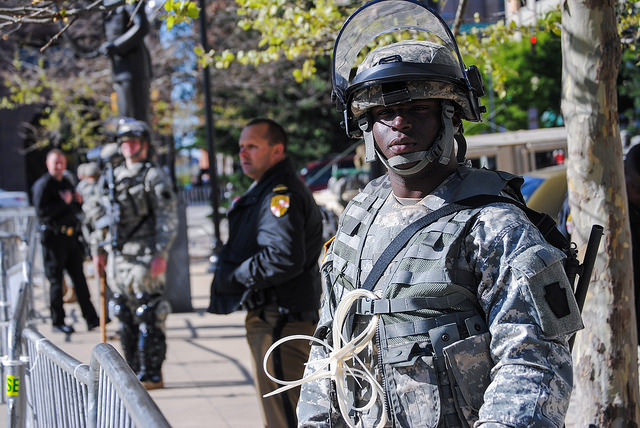 Baltimore Police Officers Should Not Be Tried in the City