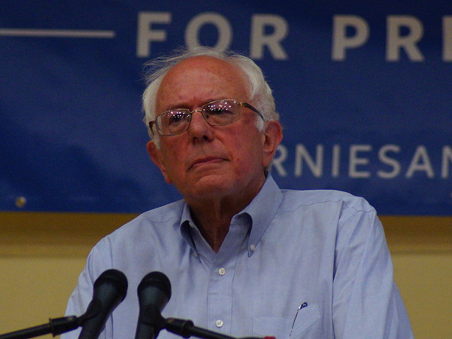 Bernie Sanders Is the Democrat's Trump