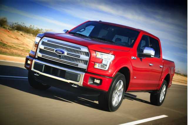 Ford Goes Big on Aluminum